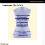 Axfords Taillenmieder / Unterbrustkorsett