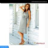 Sommerkleid, grau von Boysens - Gr.: 44